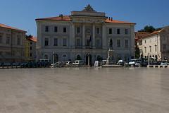 Piran Tartiniplein3 (Dabje2005) Tags: piran slovenija slovenie2006