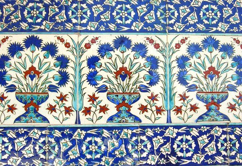 R U Tiling Tessellated Victorian style tiles