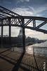 Iron Bridge / Iron Tower (Hermann.Click) Tags: effel tower effeil tour paris seine pont bridge fer iron perspective ombre darnes paysage extérieur city street canon water fleuve 6d ef 24105