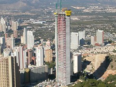 rascacielos benidorm
