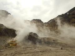 Vulcano Solfatara (jamase.aron) Tags: smog champs naples italie vulcano volcan fume phlgren