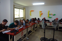 PEFE (Palestine Education for Employment) IT Training, Gaza Palestine, 2013