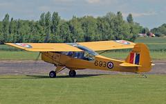 """G-BLPG (16693) J-1N Alpha Sturgate  EGCV Fly In 07-06-15 (PlanecrazyUK) Tags: 16693 """"fly in"""" sturgate 070615 gblpg j1nalpha egcv"""