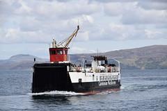 MV Loch Linnhe (Russardo) Tags: sea ferry scotland boat highlands mac ship scottish cal loch calmac ferries mv caledonian lochaber macbrayne linnhe