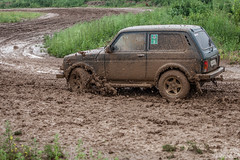 IMG_9557 (igolovach) Tags: auto road travel test car sport speed truck mos jeep mud offroad 4x4 russia outdoor rally pickup evolution automotive toyota vehicle trophy cherokee l200 mitsubishi pajero evo asx lanser mitsubishimotor mitsubishil200