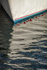 Reflections at sea (dareangel_2000) Tags: sea summer sun abstract reflection coast boat sunny coastal maritime northernireland ripples nautical norniron seafaring 2015 codown ballydorn lifeatsea dariacasement summer2015