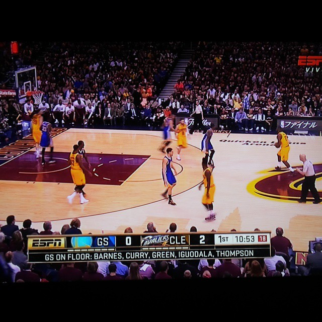 Warriors Cavaliers Full Game Highlights