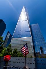 One World Trade Centre Building - New York (Howard Cooper) Tags: newyorkcity newyork america centralpark manhattan timessquare hudsonriver husdonriver