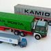 Hungarian Tinplate Trucks