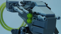AMG 0.1 Macha MOC (Takoiwari Productions) Tags: gun lego mecha moc
