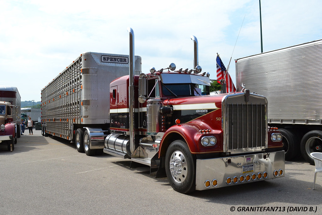The World S Best Photos Of Kenworth And W900a Flickr