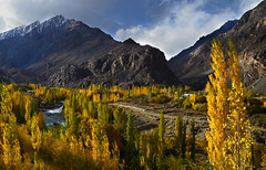 Ghizar Valley (NotMicroButSoft (Fallen in Love with Ghizar, GB)) Tags: autumn pakistan natuer ghizar gilgitbaltistan shamaran