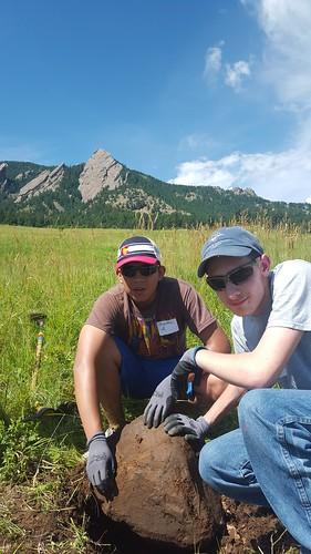 Photo - Volunteers from Adventure Forward