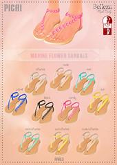 PICHI @ OMG! - Oh My Gacha! (Zxxrysa Magic - PICHI) Tags: shoes events sl event secondlife pichi oh omg gacha my zxxrysamagic