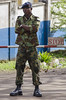 On Guard (Will Margett Photography) Tags: sierraleone africa soldier rslaf guard outdoor military security d7000 lightroom topv777