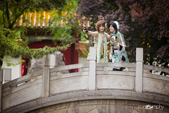 Dynasty Warriors KOEI (cuerography) Tags: hot cute cosplay awesome badass zurich shooting warriors dynasty koei chinagarden 2015 dynastywarriors chinagarten dynastywarriorskoei