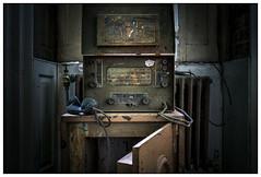 Reception set A.E.W 1 (NZ) (ducatidave60) Tags: abandoned fuji decay fujifilm dereliction fujinonxf23mmf14 fujixt1