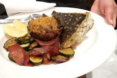 Caf Murano (St Jamess) (bellaphon) Tags: fish london restaurant italian turbot angelahartnett stjamess cafmurano