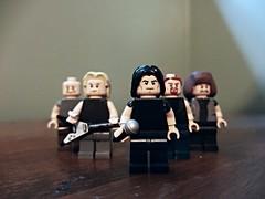 LEGO METALOCALYPSE: Dethklok (Questin) Tags: nathan lego explosion drummer pickles toki pickes dethklok murderface metalocalypse wartooth skwissgaar