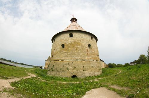 Oreshek Fortress