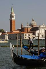 San Giorgio Maggiore ,Venezia (T.S.Photo (Teodor Sirbu)) Tags: travel venice italy church san europe italia gondola venezia giorgio