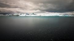 Jkulsrln (matt_frankel) Tags: ice nature water landscape iceland nikon long exposure lagoon glacier jkulsrln glacial d610