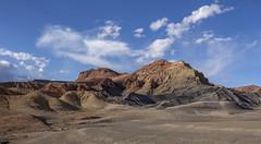 Desolate (Jeff Mitton) Tags: landscape shale sandstone utah glencanyonnationalrecreationarea coloradoplateau earthnaturelife wondersofnature