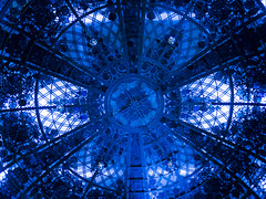 Excellent Architecture - Roof @Casa Loma (ravi_pardesi) Tags: toronto ontario casaloma architecture roof awesome awesomeness lovely blue mood lighting natural holidays cheer