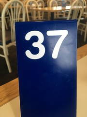wake up number 37 (timp37) Tags: number 37 culvers indiana wake up mothman schererville december 2016