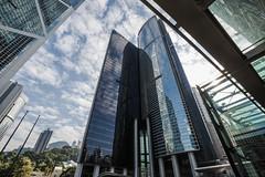mirror, mirror II (MyMUCPics) Tags: hongkong asien asia 2016 dezember december architektur skyline citiscape skyscraper hochhaus stadt city design china architecture travel holiday