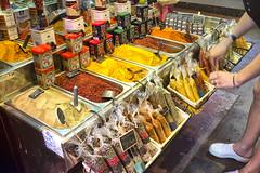 Spices.WEB (HelenBushe) Tags: select market lasramblas laboqueria barcelona