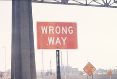 Am I Going the Right Way ? (jonathan charles photo) Tags: art photo jonathan charles wrong topf25