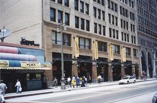Los Angele California ~ Grand Central Market ~ Historic Building