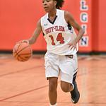 LEHS Girls Varsity Basketball vs Crestwood 1-10-17