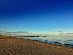 #Giulianova #spiaggia #Abruzzo #Maredinverno (CSegattini) Tags: giulianova spiaggia abruzzo maredinverno