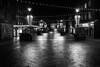 2017_003 (Chilanga Cement) Tags: fuji fujix100t x100t xseries x100s x100 monochrome bw blackandwhite ormskirk night lowlight christmas lights lightroom town lancashire