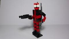 Deadpool (andresignatius) Tags: lego miniland moc marvel xmen deadpool