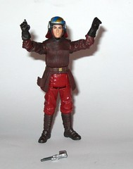 VC83 naboo royal guard star wars the vintage collection star wars the phantom menace hasbro 2012 3n (tjparkside) Tags: vc83 naboo royal guard star wars vintage collection phantom menace hasbro mosc 3a vc tvc 83 action figure figures wave 15 december 2011 episode 1 one i tpm padme amidala queen removable helmet chin strap s5 s 5 heavy blaster pistol weapon holster captain quarsh panaka