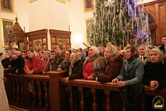 126. Nativity of the Lord at Lavra / Рождество Христово в Лавре 07.01.2017