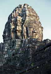 Khmer Smile, Bayon (B.YAO Travel Photos) Tags: cambodia bayon siemreap khmersmile angkorthom