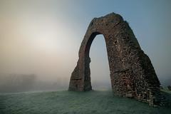 'Edge of Forever' (Jonathan Casey) Tags: wymondham abbey norfolk arch nikon d810 samyang 14mm f28