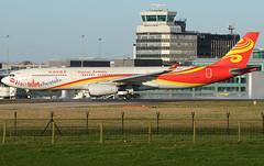 A333 Hainan (matgawron) Tags: plane planespotting airport landing gear power airbus boeing man egcc b757 ielandair a321 a320 a319 sas aegan brussels austrian embraer a170 a175a190 a195 american usa delta b763 b767 b752 b747 thomas cook easyjet ryanair vueling cathay pacific hainan b777 b773 b772 sun v1 rotate take off