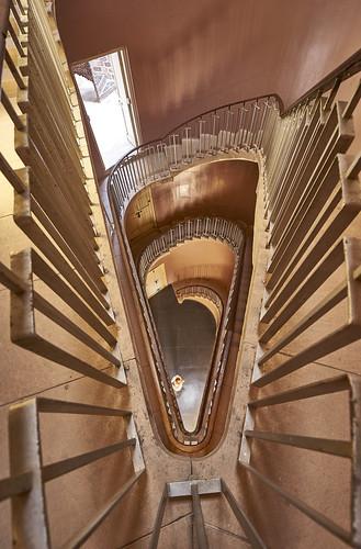 Staircase Meherangarh Fort, Jaipur