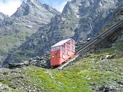Gletscherbahn alsó végállomása (ossian71) Tags: ausztria austria österreich alpok alpen alps pasterze tájkép landscape természet nature gleccser glacier felvonó lift hegy mountain