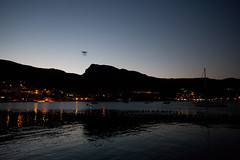 Leaving Simon's Town, bound for the South Atlantic