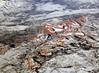 2016_12_29_ewr-lax_297 (dsearls) Tags: 20161229 ewrlax aerial windowseat windowshot winter aviation utah landscape flying geology erosion arid desert coloradouplift orogeny formation rock lithified mountains altitude red orange gray laramideorogeny greatbasin