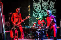 The Terrorsaurs LIVE 7/1/17 (Mark Fitzgibbons Photography.) Tags: theterrorsaurs digbeth surf instrumental masks birmingham livemusic live concert