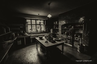 The Kitchen at Wightwick Manor [Explored]