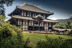 Nara (___Oscar___) Tags: 2016 estate giappone japan nara sigma canon eos 70d 2470 summer asia temple lovelycity picture photo perspective pic architecture ancient shoot dinamic highcontrast city flickrunitedaward