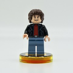 LEGO Michael Knight (Pasq67) Tags: michaelknight k2000 lego minifigs minifig minifigure minifigures afol toy toys flickr legography pasq67 knightrider dimensions teampack